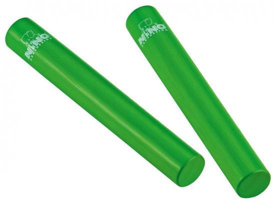 Rattle Stick Grün