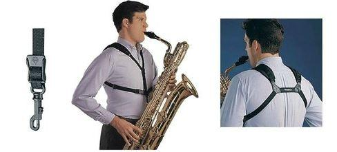 Saxophongurt Soft Harness