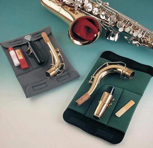 Saxophon Zubehörtasche SaxPac Grau
