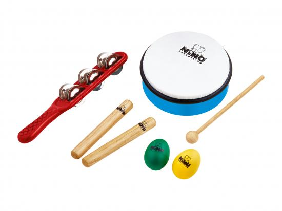 Ninoset3 Percussion Sortiment