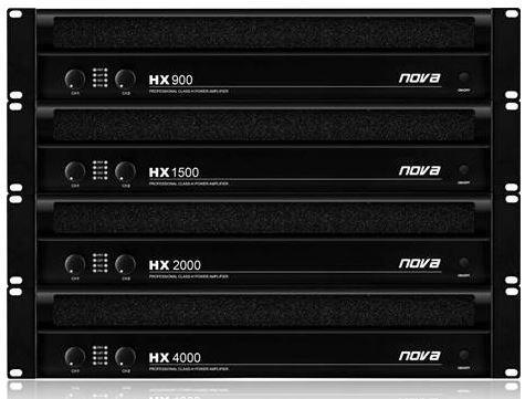 HX 4000 Endstufe