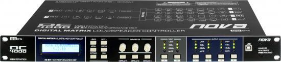 DC4000 Digitaler Lautsprecher-Prozessor