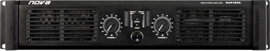 DXP3600 Hochleistungsverstärker