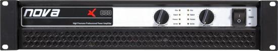 X800 Professioneller Leistungsverstärker