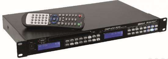 DMP103RDS Mediaplayer