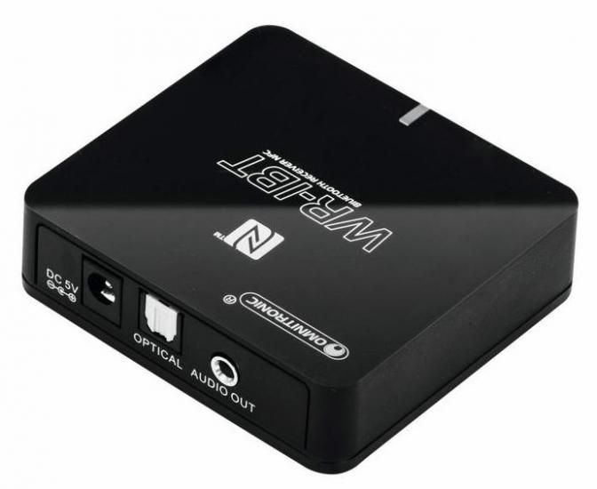 WR-1BT Bluetooth-Empfänger NFC