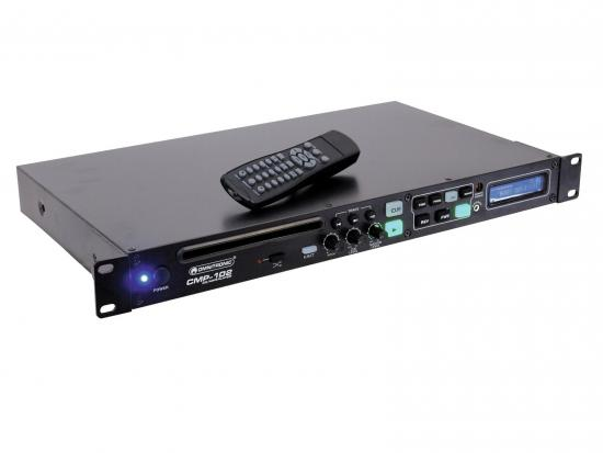 CMP102 CD-MP3-Player