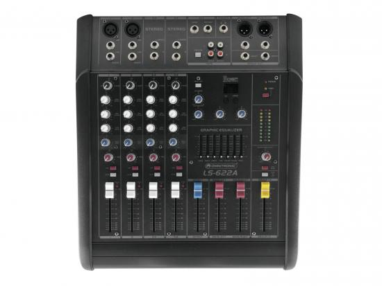 LS-622A Live-Power-Mixer