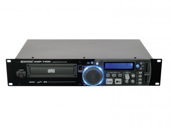 XMP1400 CD-MP3-Player
