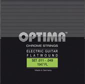 4028EL Chromsaiten E-Gitarre