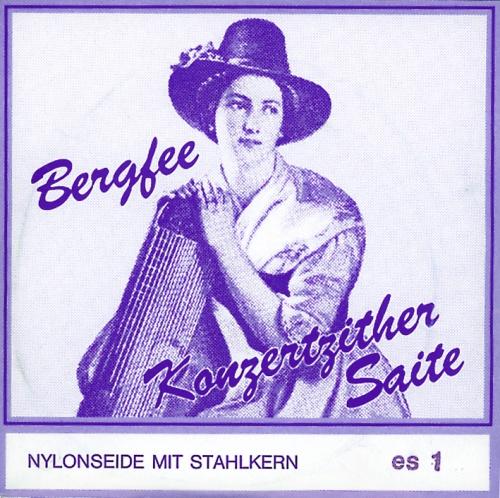 32 Saiten Konzertzither Münchner-Stimmung