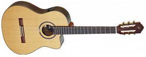 RCE159MN Natur Konzertgitarre