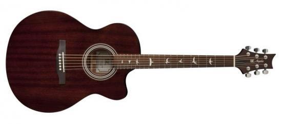 E-Akustikgitarre A10-E Angelus-Mahagoni