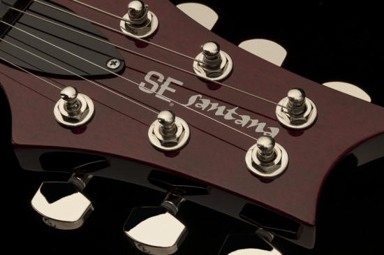Santana Standard Vintage-Cherry