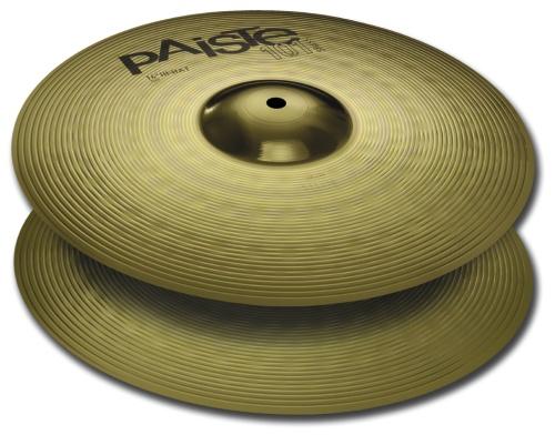 Becken 101 Brass Hi-Hat