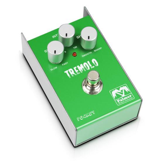 Pocket-Tremolo für Gitarre