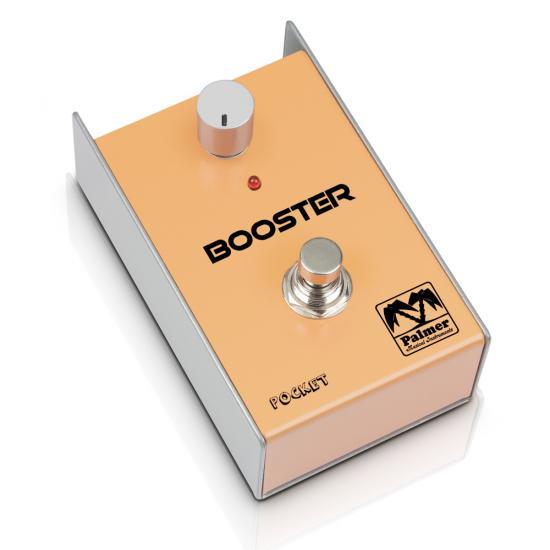 Pocket-Booster Effekt für Gitarre