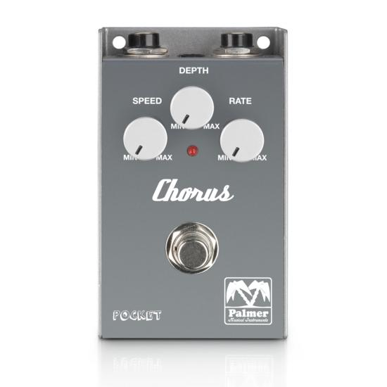 Pocket-Chorus Effekt für Gitarre