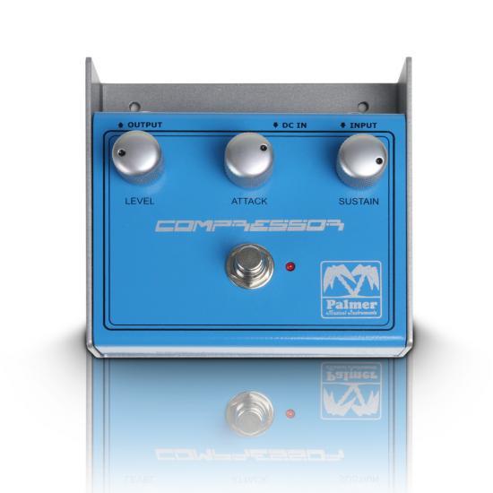 Kompressor-Effekt für Gitarre