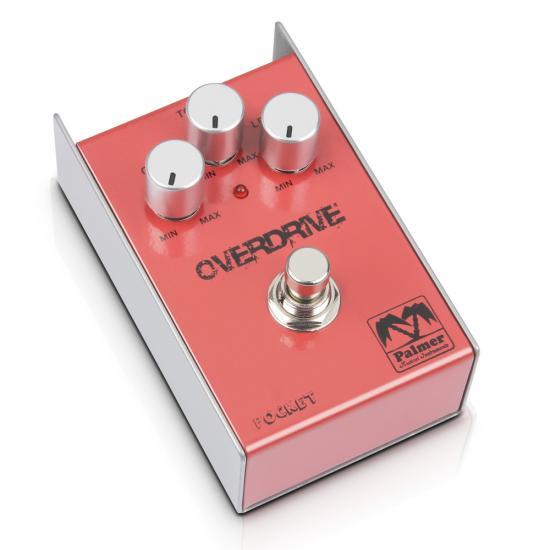 Pocket-OVERDRIVE Verzerrer für Gitarre