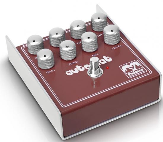 Automat Verzerrer-Effekt für Gitarre