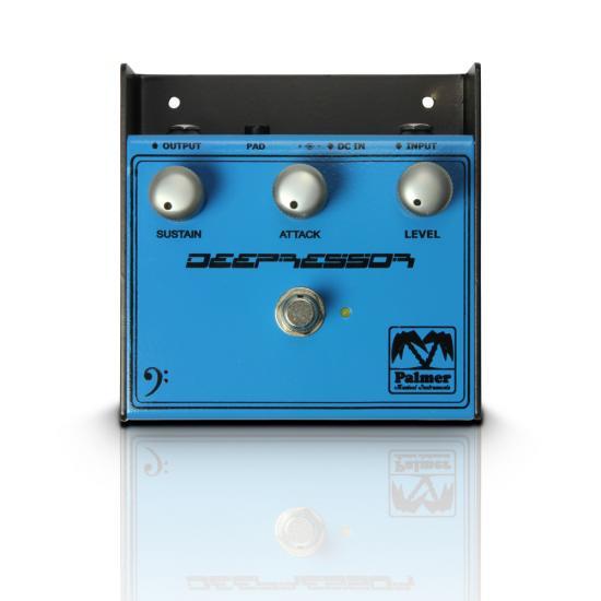Deepressor Kompressor-Effekt für Bass