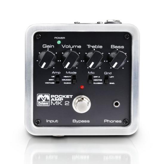 MK2 Pocket-Amp Portabler-Gitarren-Preamp
