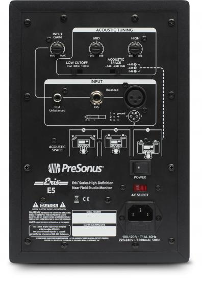 Eris-E5 aktive Studio-Monitore (Paar)