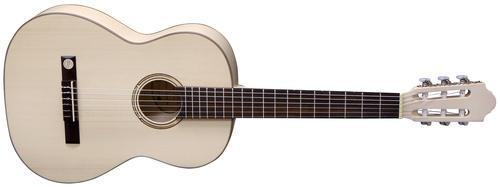 Konzertgitarre Silver-Maple 7/8-Größe