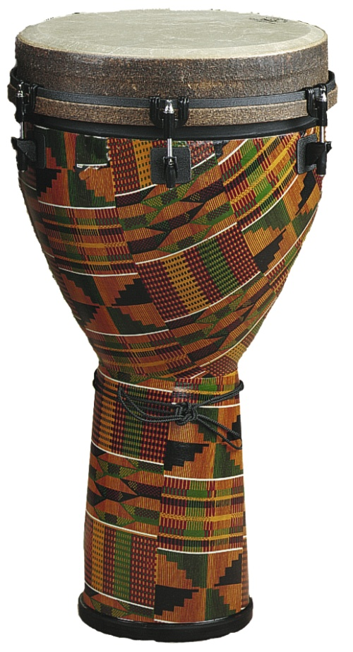 African Collection Djembe 12 x 24 Zoll