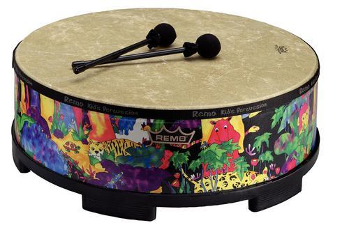Kids Percussion Gathering Drum 22 x 21 Zoll