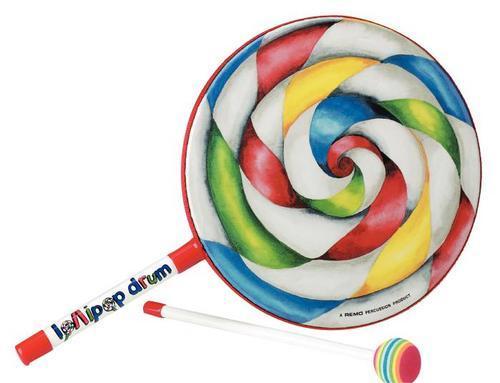 Lollipop-Drum Groß