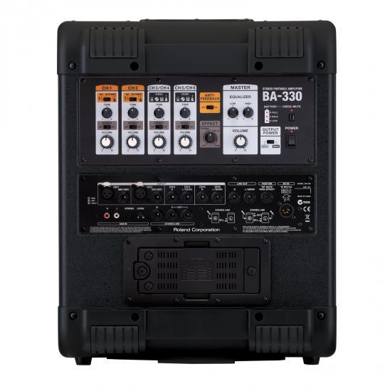 BA-330 Batterie-Verstärker