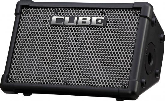 Cube-Street-EX Batteriebetriebener Stereo-Verstärker