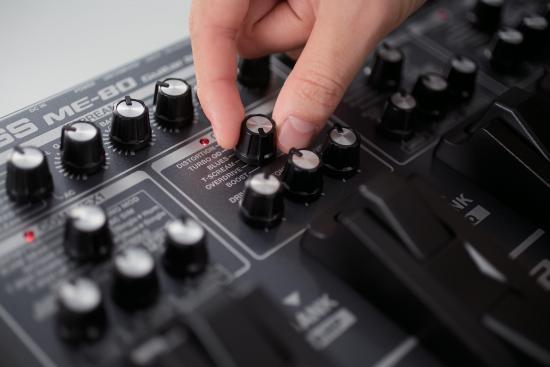 ME-80 Multieffektgerät E-Gitarre