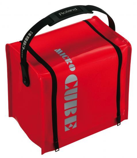 Micro-Cube-GX Bundle rot mit Tasche