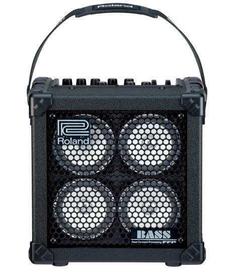 Micro-Cube-RX Basscombo mit Batteriebetrieb