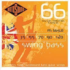 E-Bass Saiten 665LB