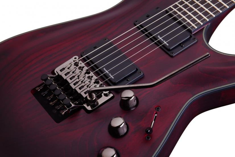 ATX-C-1-FR BlackJack E-Gitarre