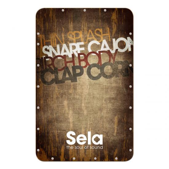 SE075 CaSela Vintage-Brown