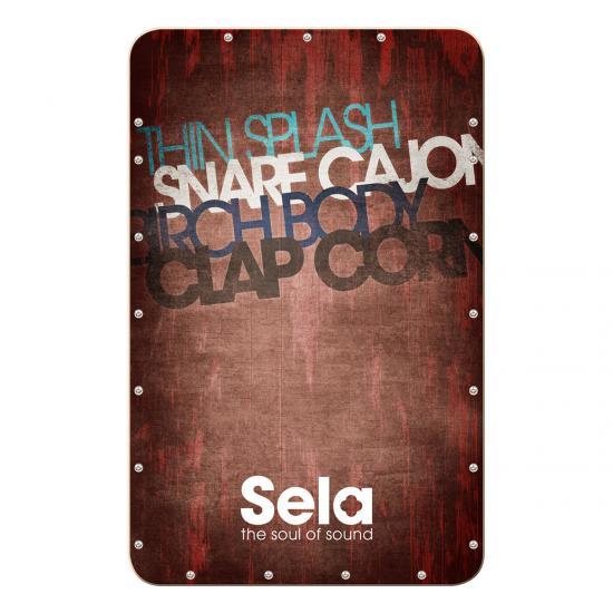 SE076 CaSela Vintage-Red
