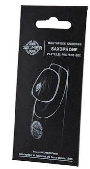 Bissplättchen für Saxophonmundstück
