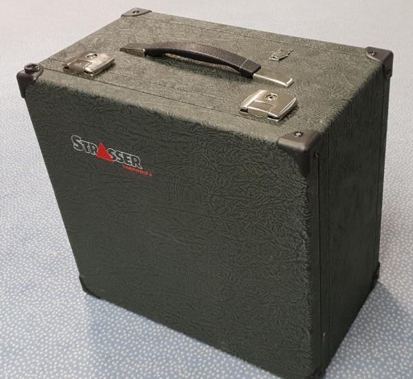 Koffer für 3-reihige Harmonika