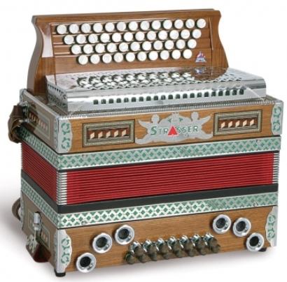 Steirische Harmonika Classic 4/2