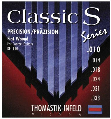 Classic-S Saiten Klassik-Gitarre