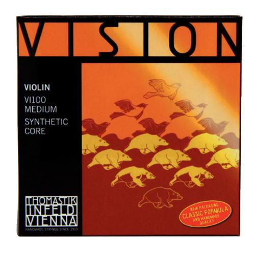 Saitensatz 4/4-Violine Synthetic-Core