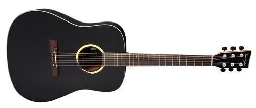 B10 Bayou Satin Black Akustikgitarre