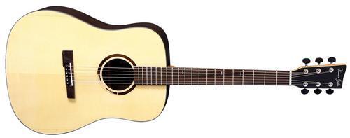 R10 Rose Natural Gloss Akustikgitarre