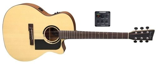 B-20-CE Bayou Natural-Satin