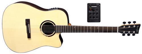 R10CE Rose E-Akustikgitarre